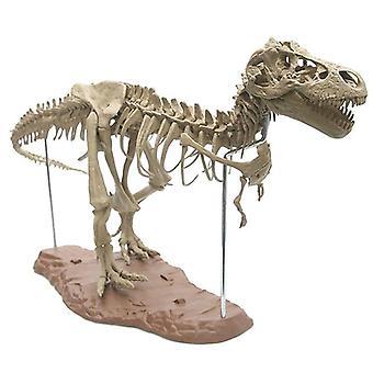 4D modèle animal modèle jouets simulation grand dinosaure fossile tyrannosaure assembler le squelette modèle jouets couture jouets