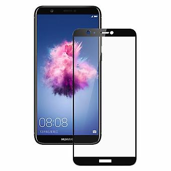 9h Full Cover Tempered Glass For Huawei P Smart Dual Sim Screen Protector Psmart Fig-lx1 Protective Glass 2.5d Screen Film
