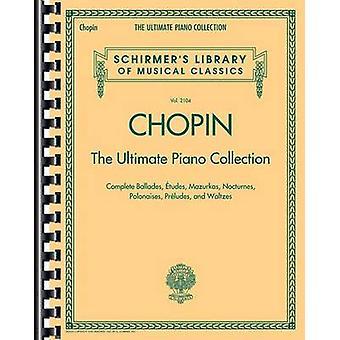 شوبان مجموعة البيانو في نهاية المطاف من قبل الملحن فريدريك شوبان