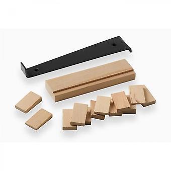 Laminate Flooring Set Wood Block
