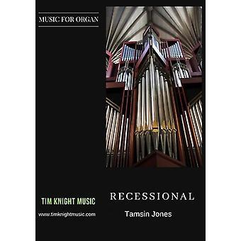 Recessional For Organ Tamsin Jones  Tim Knight Music