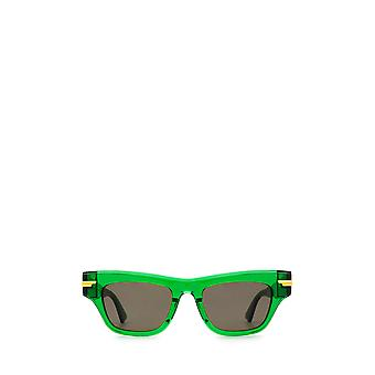 Bottega Veneta BV1122S green female sunglasses