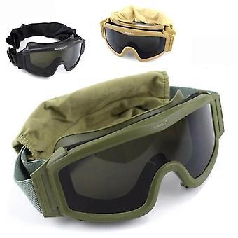 Gafas tácticas de tiro militar