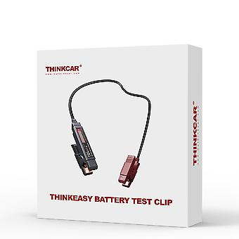 Thinkcar Thinkeasy Auto Bluetooth Vehicle Battery Tester 12v 2000cca Test batérie Nabíjanie Cricut Tools Auto Diagnostické nástroje