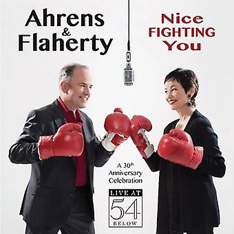 Ahrens & Flaherty - Nice lutte contre vous : 30th Anniversary Celebration [CD] USA import