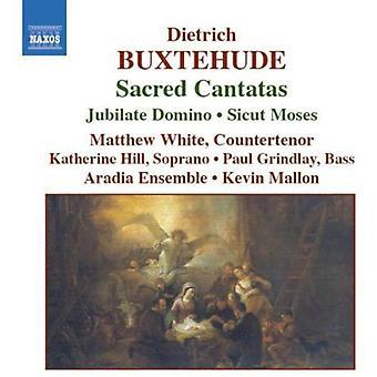 D. Buxtehude - Buxtehude: Hellig kantater [DVD] USA import