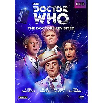 Doctor Who - Doctors Revisited 5-8 [DVD] USA import