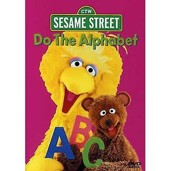 Sesame Street - Do the Alphabet [DVD] USA import