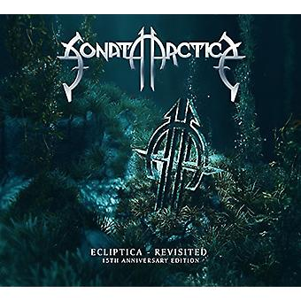 Sonata Arctica - Ecliptica Revisited [CD] USA import