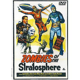 Zombies of the Stratosphere [DVD] USA import