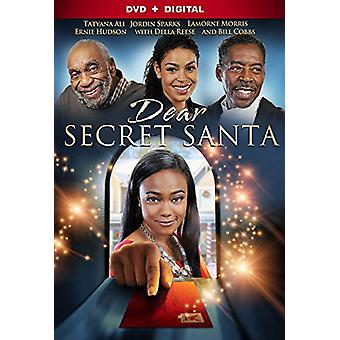 Rakas Secret Santa [DVD] USA tuonti