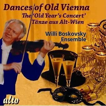 Willi Boskovsky Ensemble - Dances of Old Vienna [CD] USA import