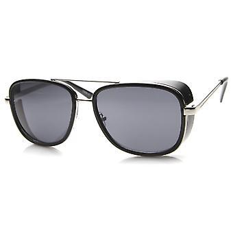 نظارات الطيار رجالي مع UV400 حماية العدسة المركبة