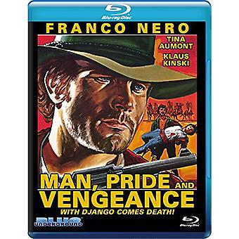 Man Pride & Vengeance [BLU-RAY] USA import