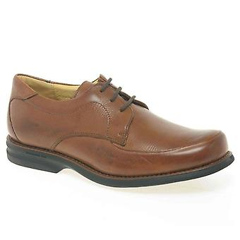 Anatomic & Co New Recife Tan Leather Formal Lace Up