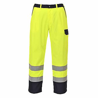 Portwest - Hi-Vis Bizflame Fire Resist Workwear Trousers