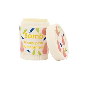 Bomb Cosmetics Lip Treatment - Honey Pear