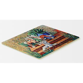 Carolines Treasures  7505CMT Chinese Crested  Kitchen or Bath Mat 20x30