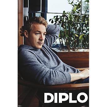 Diplo Poster Poster Print