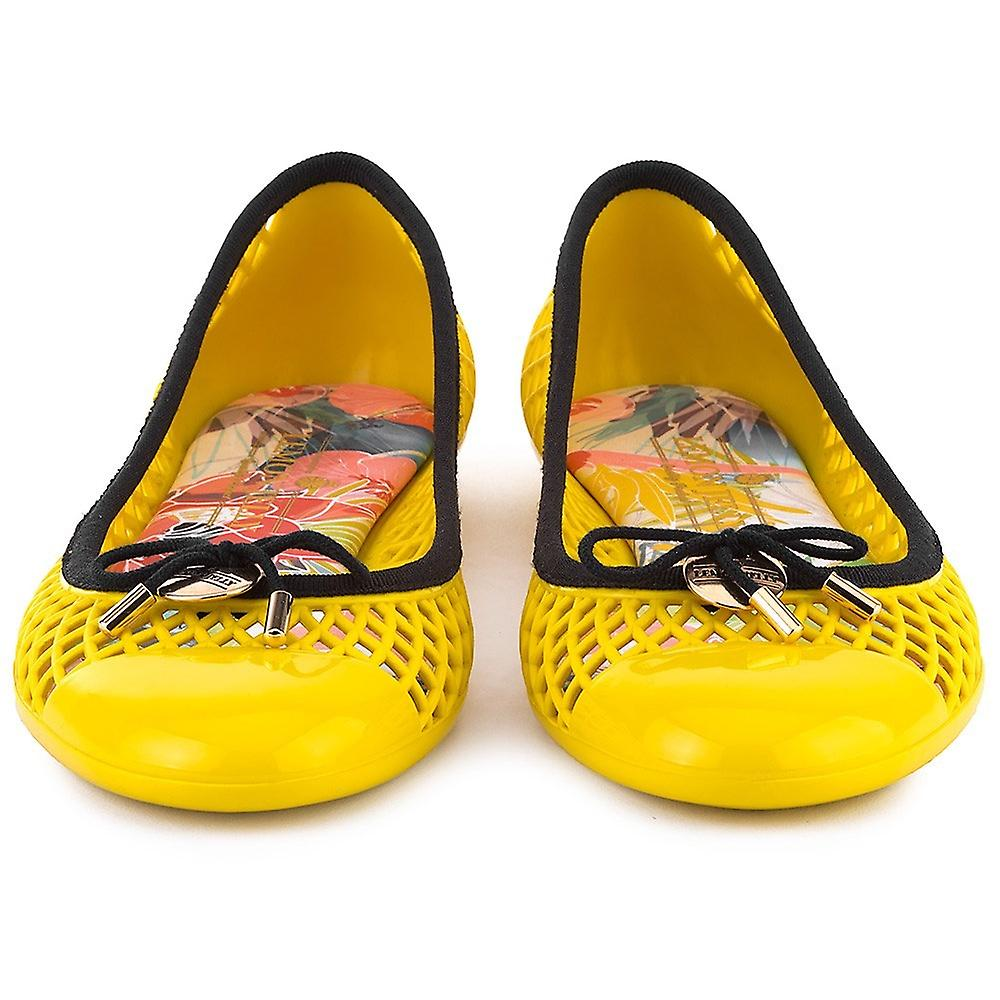 Lemon Jelly Malu 05 MALU05YELLOW universal summer women shoes erEbR