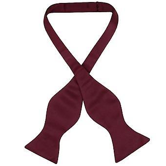וזוביו נאפולי העצמי עניבה עניבת פרפר גברים מוצק ' s bowtie