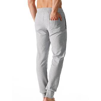 Mey 23560-620 mężczyźni korzystają szary kolor Solid piżamy piżamy spodnie