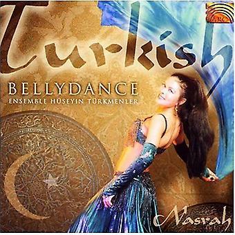 Ensemble Huseyin Turkmenler - Turkish Bellydance [CD] USA import