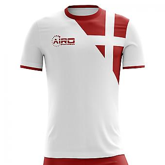 2020-2021 Denmark Away Concept Football Shirt