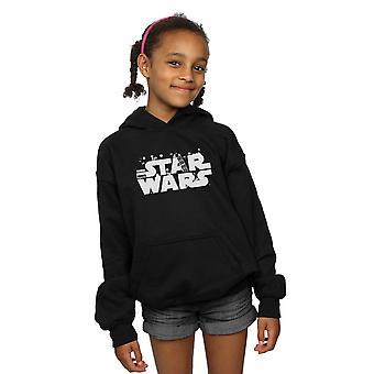 Star Wars Girls Minimalist Logo Hoodie