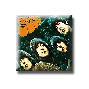 The Beatles Rubber Soul Album new Official Metal Pin badge