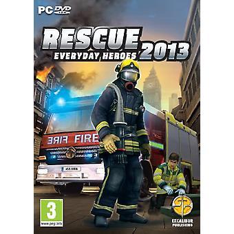 Rescue 2013 (PC DVD) - Neu