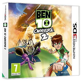 Ben 10 Omniverse 2 (Nintendo 3DS) - New