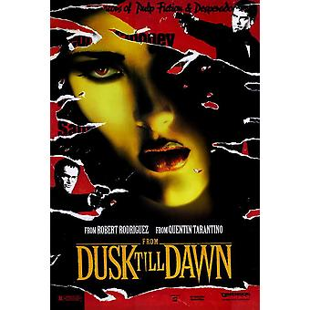 From Dusk Till Dawn Movie Poster (11 x 17)