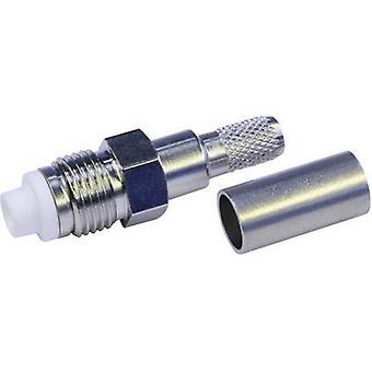 Telegärtner J01701A0003 J01701A0003 FME موصل المقبس، مستقيم 50 Ω 1 pc(s)