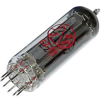 EZ 81 = 6 CA 4 vákuová rúrka Dual usmerňovač 250 V 160 mA Počet pinov: 9 základňa: noval obsah 1 ks (s)