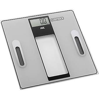 ADE BA 1300 Tabea Smart bathroom scales Weight range=180 kg Silver-black