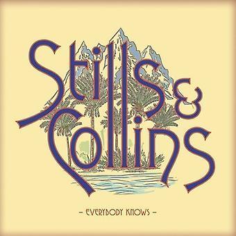 Stills*Stephen / Collins*Judy - Everybody Knows [Vinyl] USA import