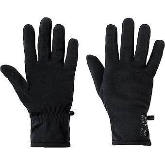 Jack Wolfskin Mens & Womens Nanuk ecosfeer 100 warme Fleece handschoenen