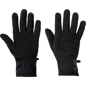 Jack Wolfskin Herre & dame Nanuk økosfære 100 varm Fleece handsker
