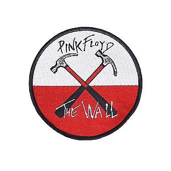 Pink Floyd väggen hammare plåstret