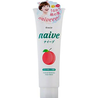 Kracie Naive Makeup Removal Face Wash, 7.1 oz
