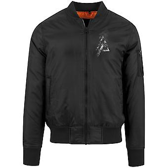Merchcode - Linkin Park bomber jacket black