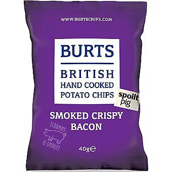 Burts クリスピー ベーコン ポテトチップス
