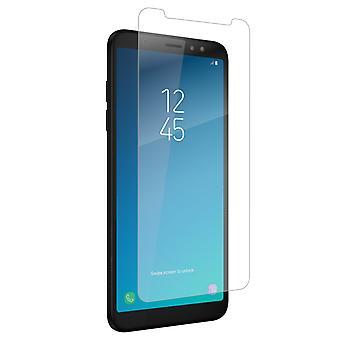 ZAGG InvisibleShield Glas + Samsung Galaxy A6 Plus