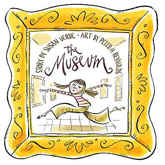 The Museum by Susan Verde - Peter H. Reynolds - 9781419705946 Book