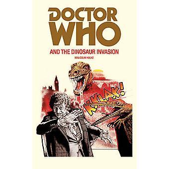 Doctor Who e a invasão de dinossauro por Malcolm Hulke - 9781785940378