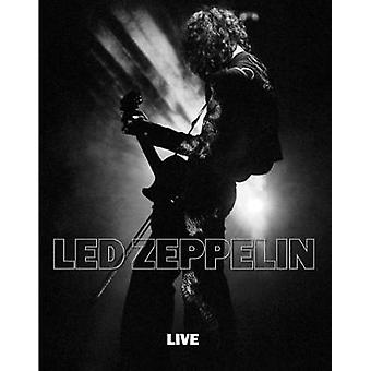 Led zeppelin Live - 1975-1977 di Iconic Images - 9781851498963 Libro