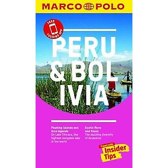 Peru and Bolivia Marco Polo Pocket Guide by Marco Polo Travel Publish