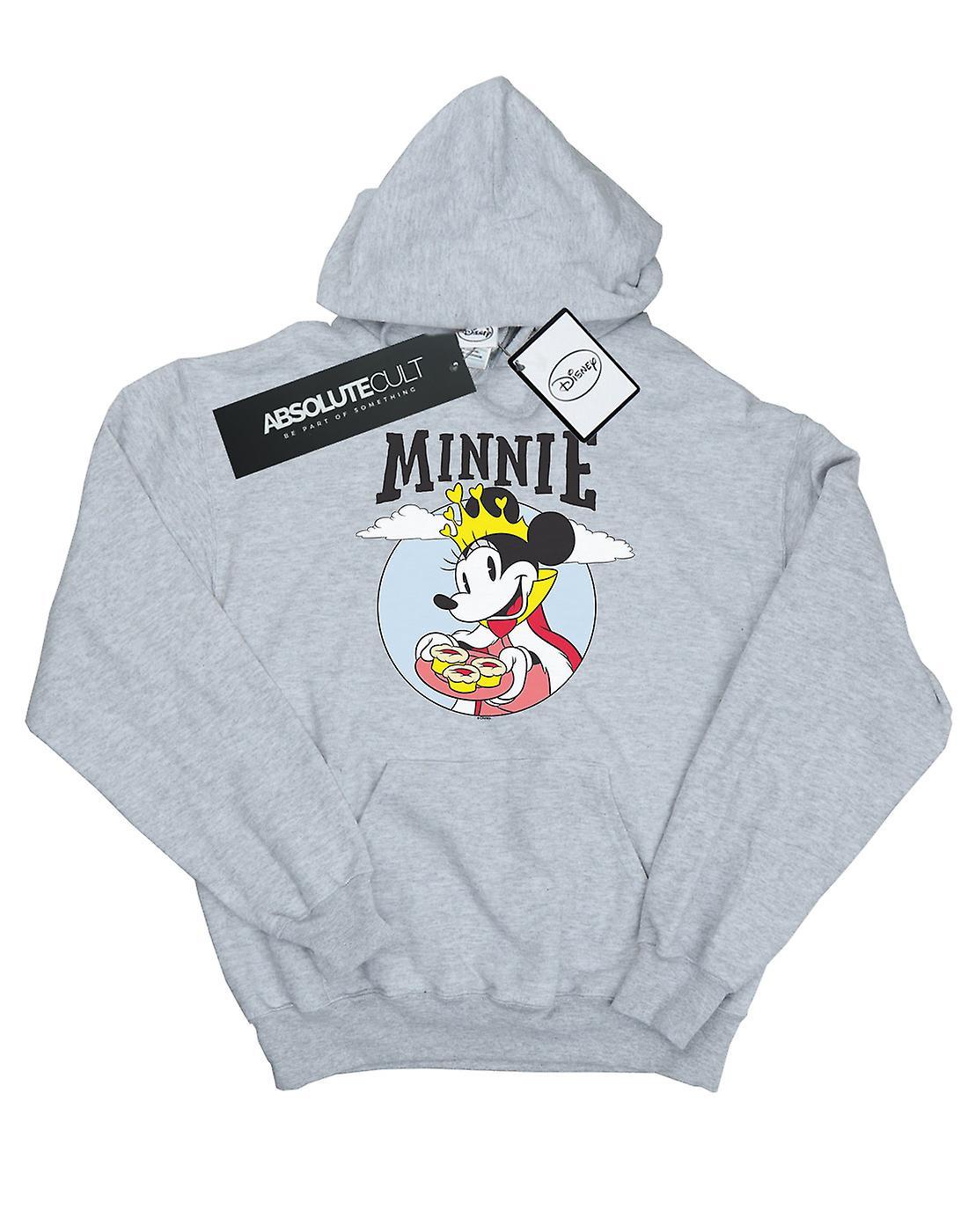 Disney Women's Minnie Mouse Queen Hoodie