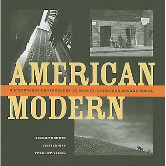 Americano moderno - fotografia documental por Abbott - Evans - e Bour